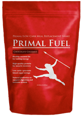 Primal Fuel Whey Shake
